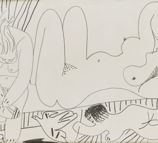 Picasso baigneuses HD